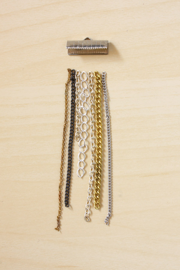 Chain Fringe Necklace DIY Tutorial