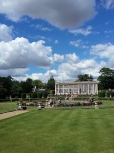 Belton House Gardens- Italian Garden