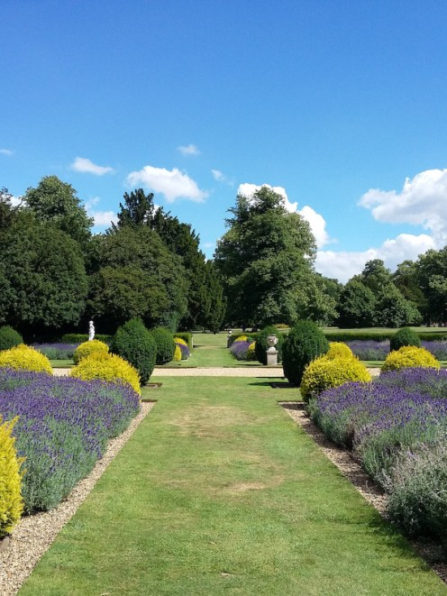 Belton House Gardens - Dutch Garden