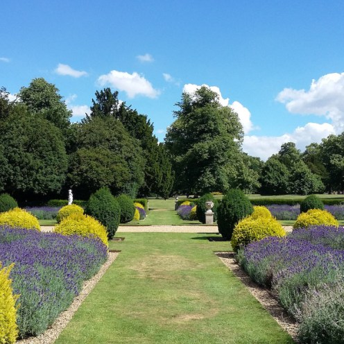 Belton House Gardens - Dutch Garden