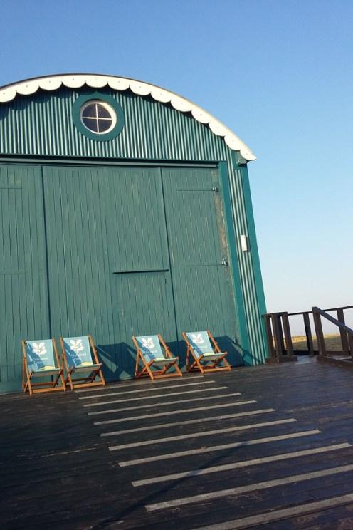 Visiting North Norfolk - Blakeney Point
