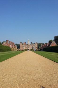 Visiting North Norfolk - Blickling Hall and Gardens