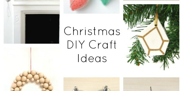 Top Christmas Craft DIY Projects