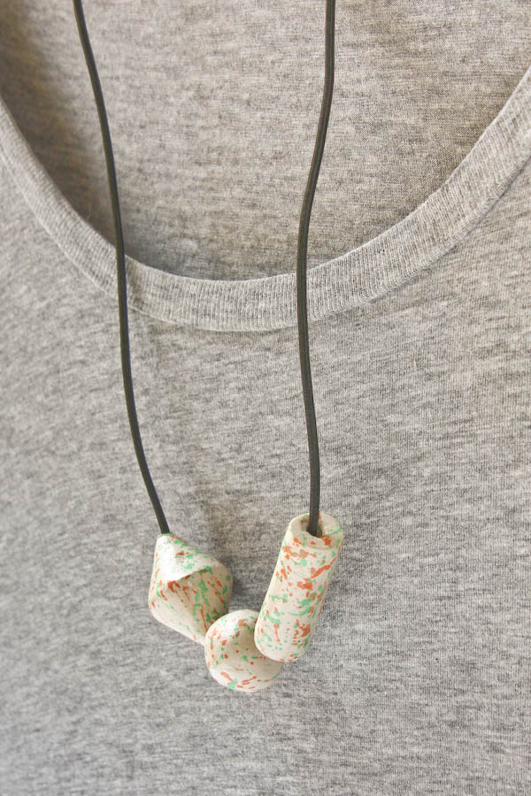 Air Dry Clay Beads