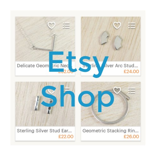 Shop Make and Fable Jewellery on Etsy