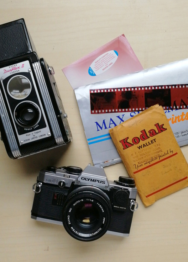 Why I still love film photography by Make and Fable