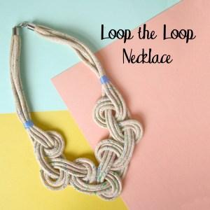 Loop the Loop Necklace