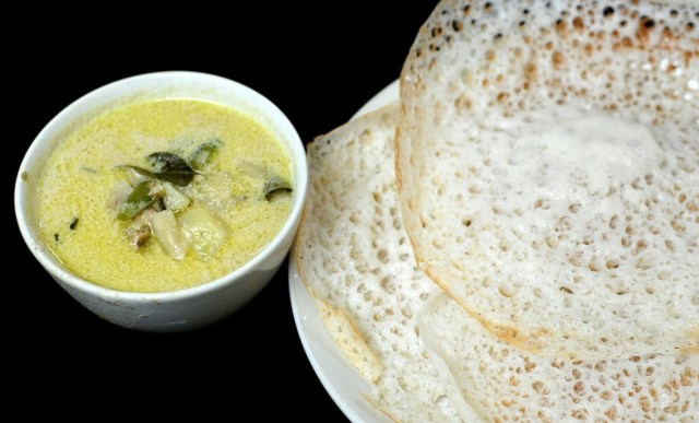 Image result for Appam with stew