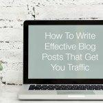 Come scrivere un post efficace sul blog  che ti porti traffico