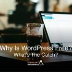 Perché WordPress è gratuito e quali sono i costi nascosti?