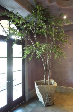 Custom artificial trees by Make Be-Leaves