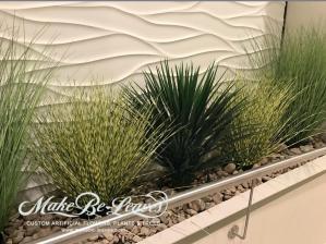 UV exterior faux grasses