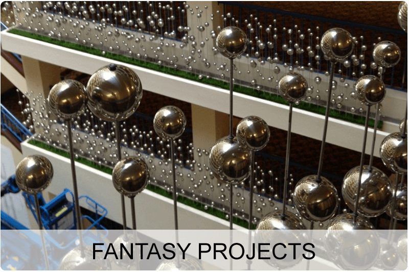 Fantasy Projects