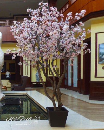 7ft Artificial Cherry Blossom Tree