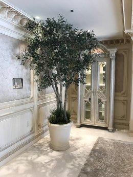 artificial-flowers-beverly-hills-estate
