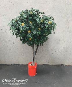 MakeBe-leaves-artificial-7ft-fruiting-lemon-tree