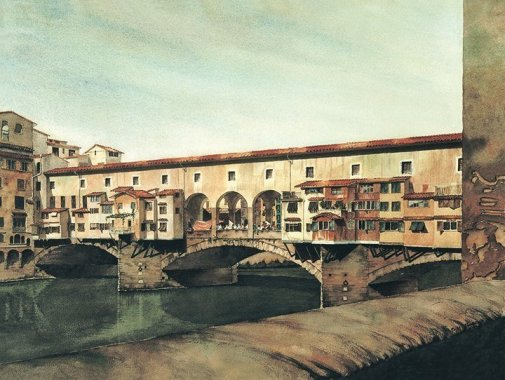 Ameche Ponte Vecchi Florence