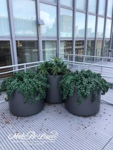natural-looking UV artificial plantscape