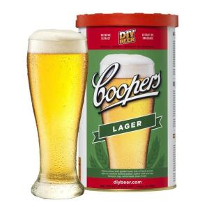 Coopers Lager Refill
