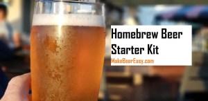 Homebrew Beer Starter Kit