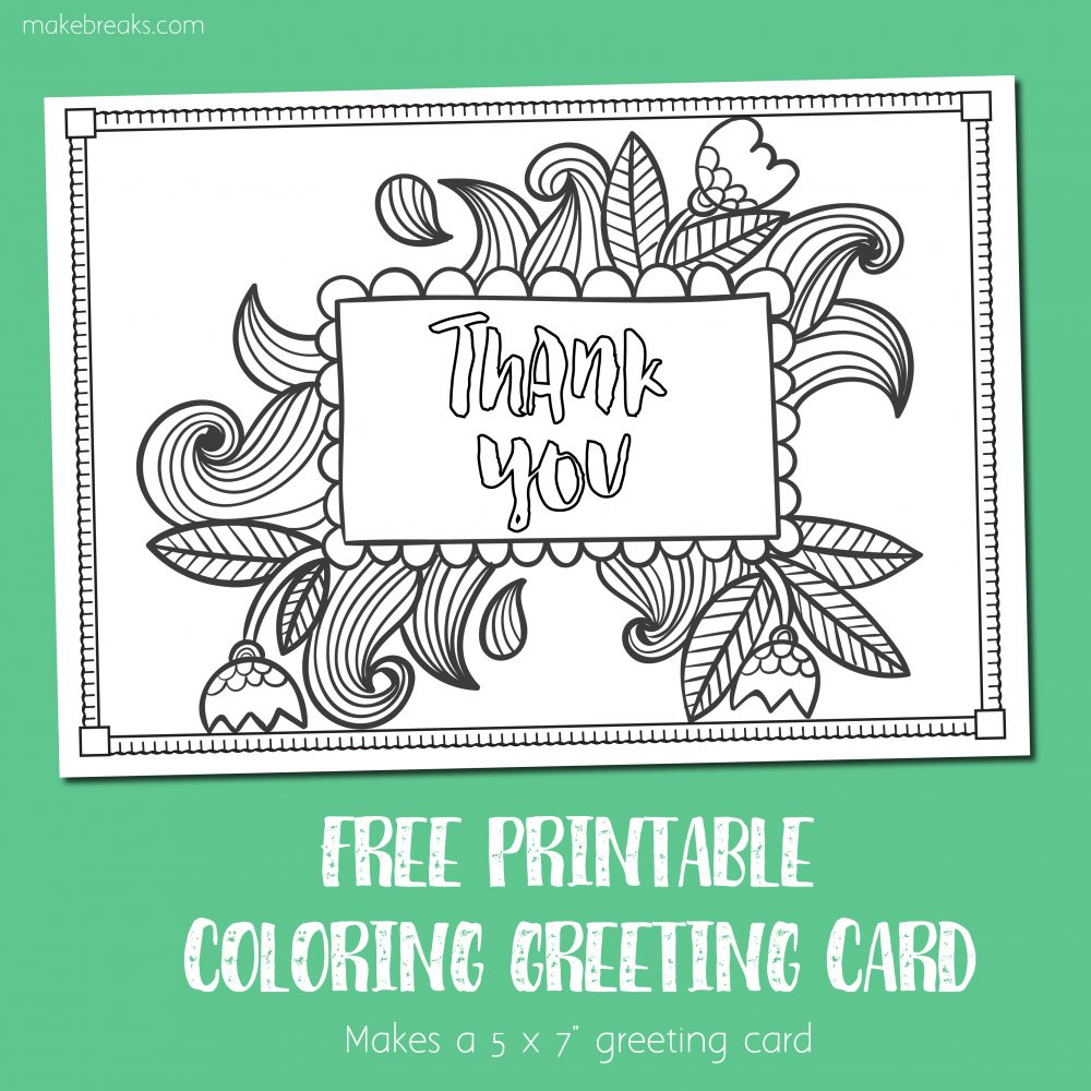 image regarding Break Cards for Students Printable named Absolutely free Printable Greeting Playing cards Archives - Web page 4 of 4 - Generate