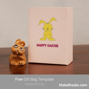 Free Digital Stamp Gift Bags Tutorial