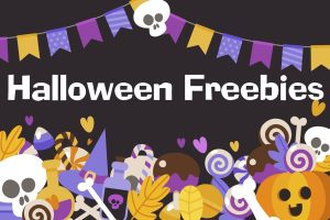 Free printable Halloween templates for DIY, crafts and parties