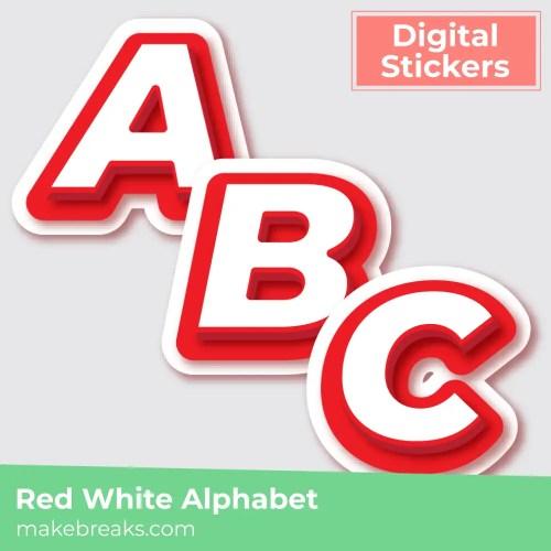 red-white-alphabet-sq-stickers