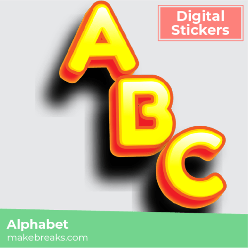 yellow upper alphabet-04