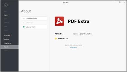 PDF Extra Premium 5.30.37986/37987 Crack + Activation Key Free Download