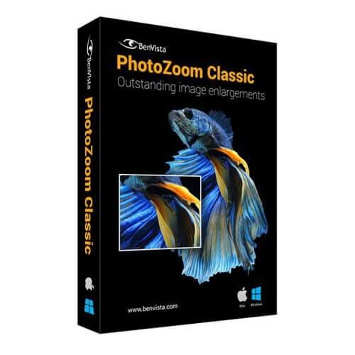 Benvista PhotoZoom Classic 8.0.7 Crack + Activation Key Free Download