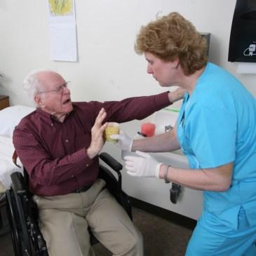 help for refusals dementia
