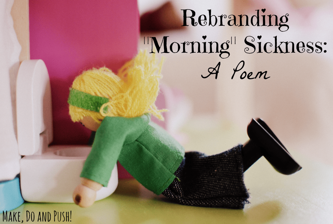 rebranding morning sickness poem