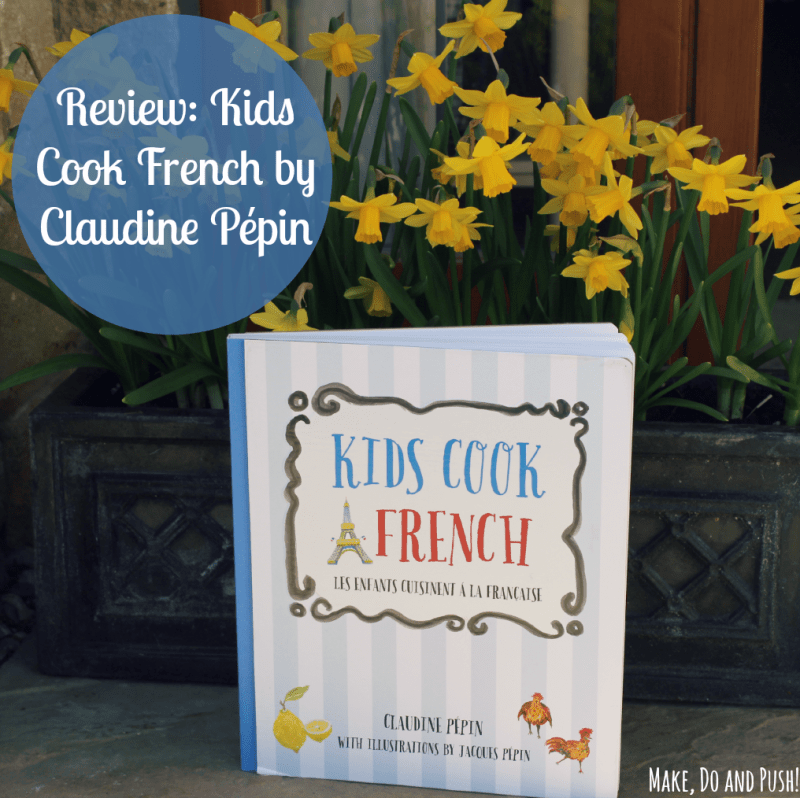 kids cook french review