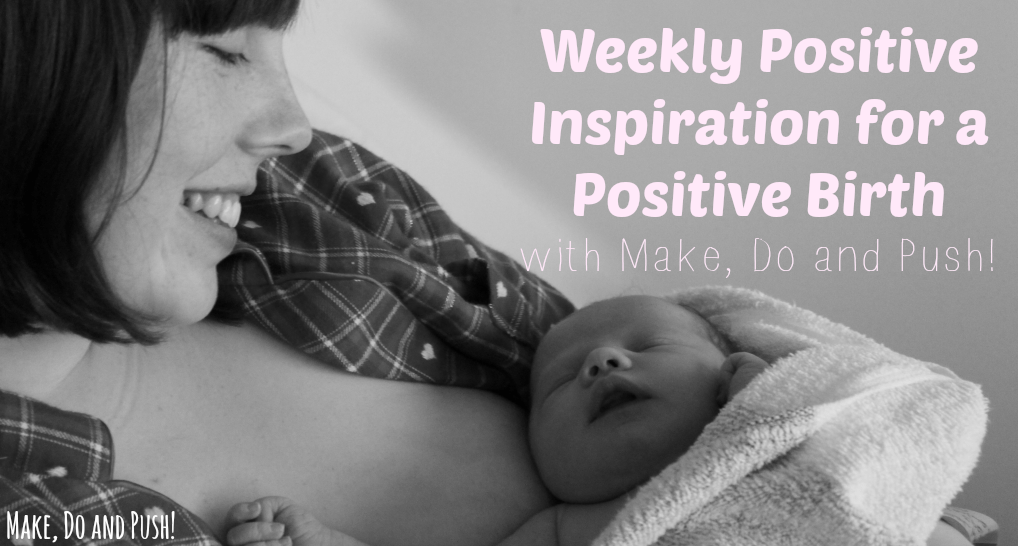 positive inspiration for childbirth