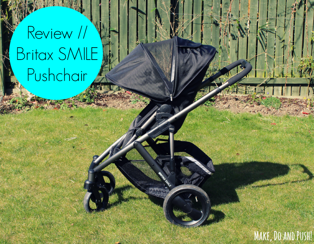 review britax smile
