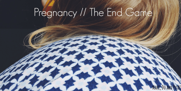 end of pregnancy