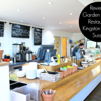 Review // Garden Kitchen Restaurant, Wyevale Garden Centre, Kingston (Lewes, Sussex)