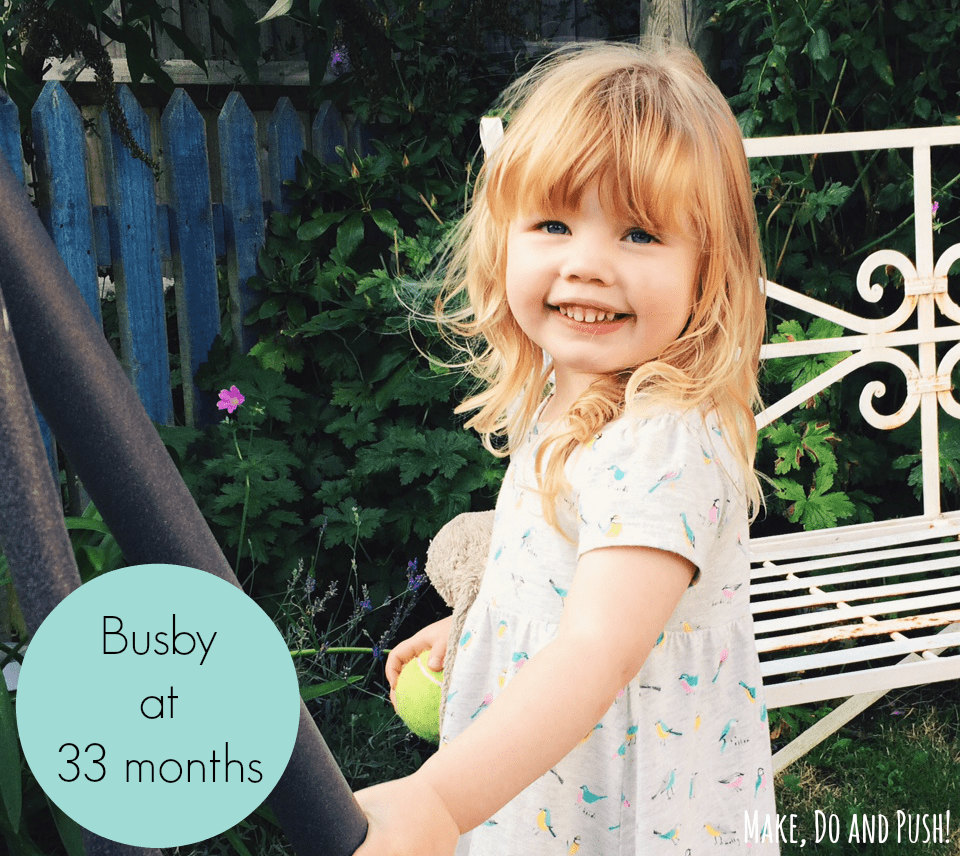 busby 33 months