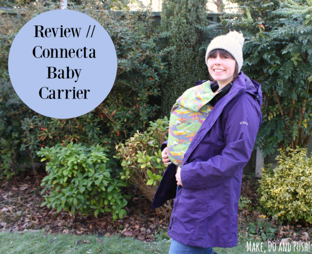 connecta baby carrier review