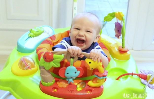Review  Fisher-Price Roarin' Rainforest Jumperoo
