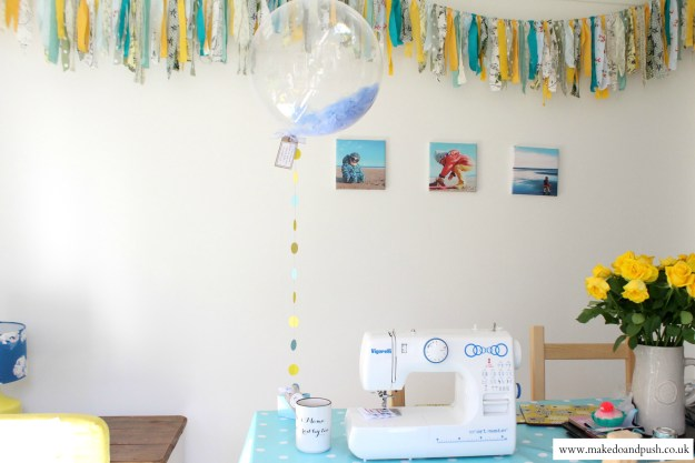 Review + Giveaway // The Feather Balloon Company