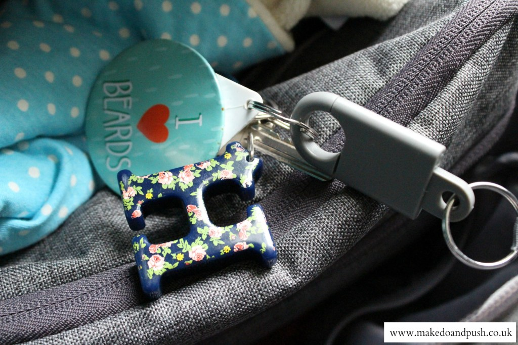 tots smartrike changing bag review