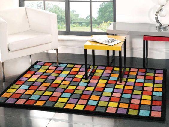 the rug store rainbow rug