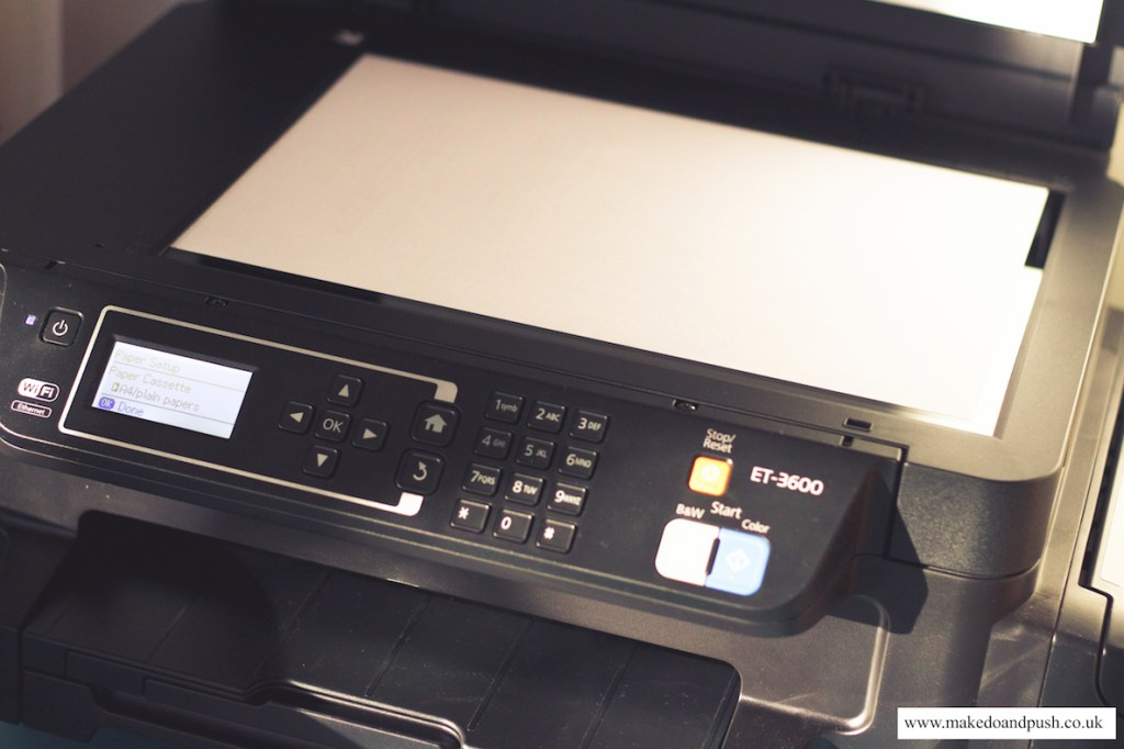 review epson ecotank et-3600