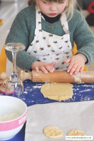 dairy free and soya free biscuit recipe