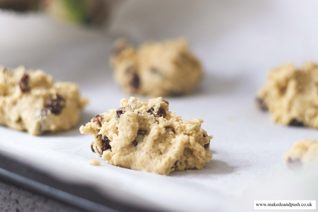 dairy and soya free rock cakes recipe