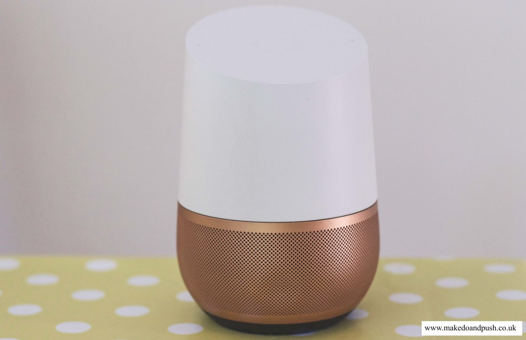 Surviving the Summer Holidays with Google Home