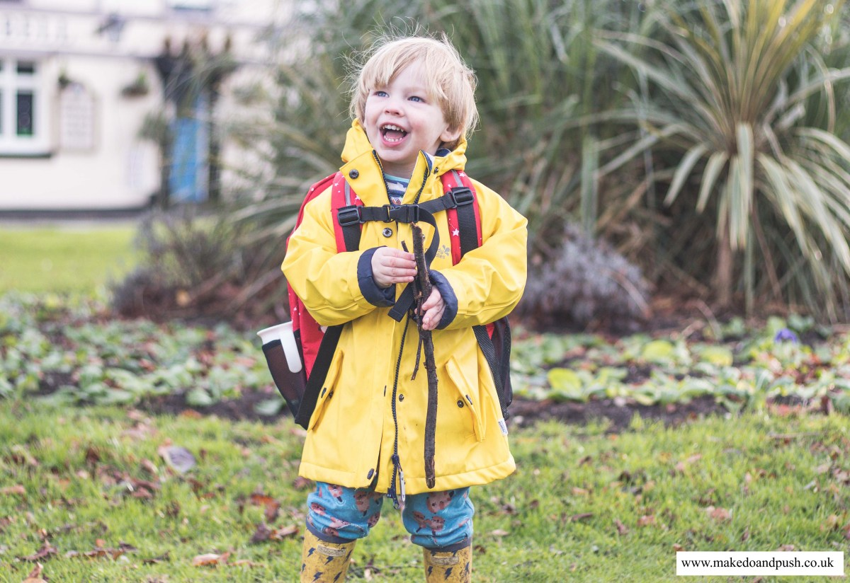 For Adventures // New Muddy Puddles Rucksacks