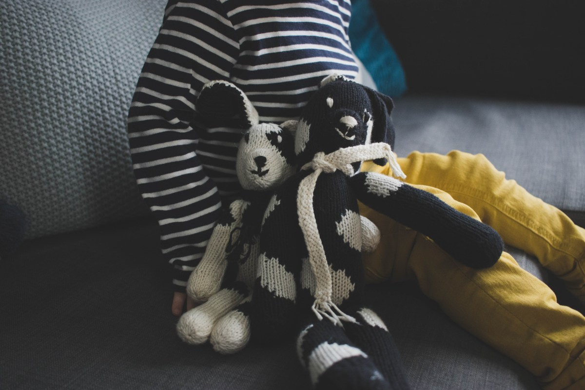 Lovely Things // Organic Fairtrade Soft Toys from Tilly + Cub